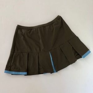 Bolle Tennis Athletic Skorts Small